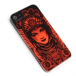 OBAL INCASE OBEY GODDESS RED NA IPHONE 5/ 5S/ SE